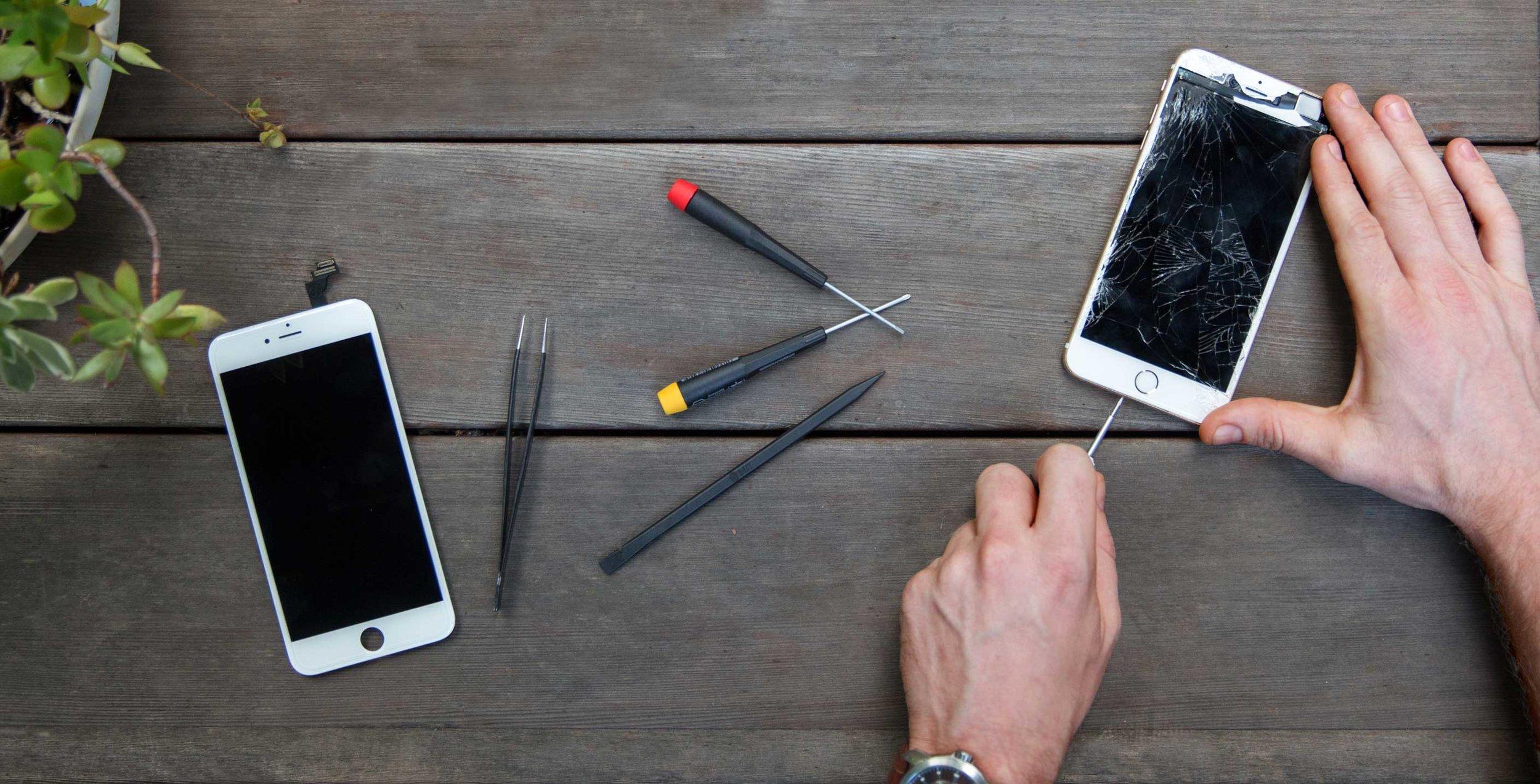 - Apple iPhone Repair