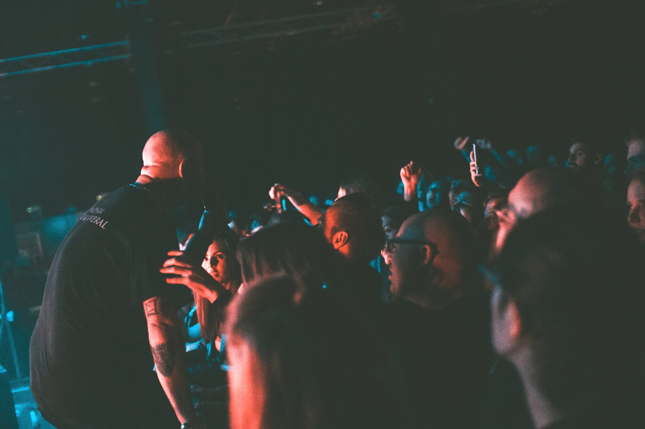 Being As An Ocean + Novelists FR + Afterlife @ Kavka Zappa - 01/11/2019
