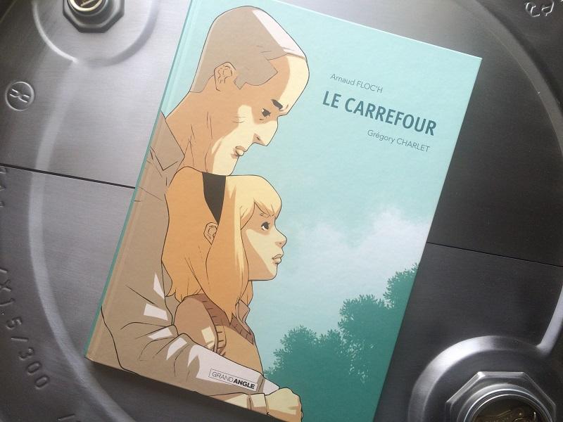 Arnaud Floc'h au scénario, pour une première collaboration avec le dessinateur Grégory Charlet.