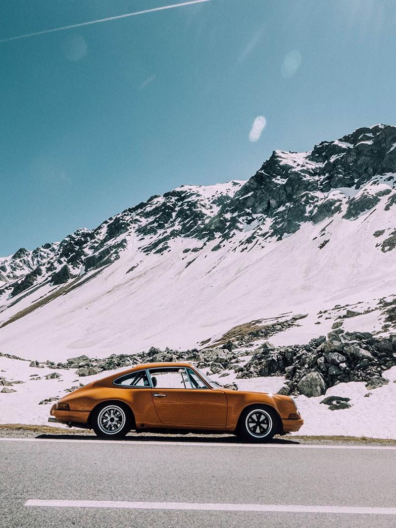 « L'hiver, c'est le nouvel été ! C'est sûr ! Et avec un turbo, c'est juste extraordinaire. »
