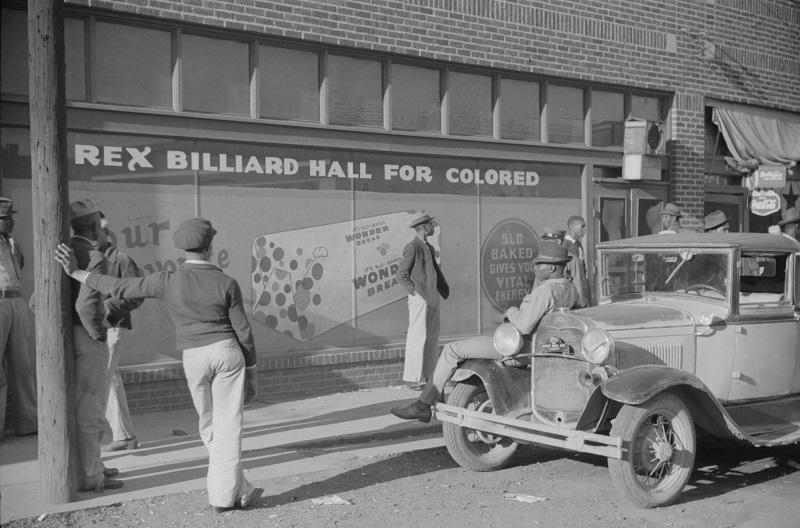 Beale Street en 1939.