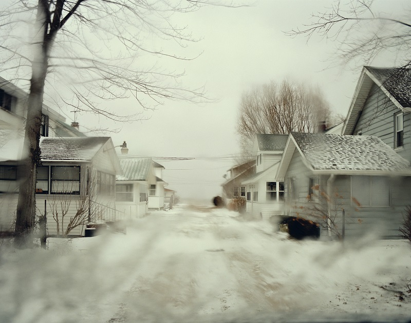 Todd Hido, #10106,  Intimate Distance  (2016)