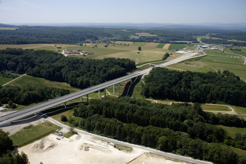 Viaducs des Grand'Combes, Boncourt