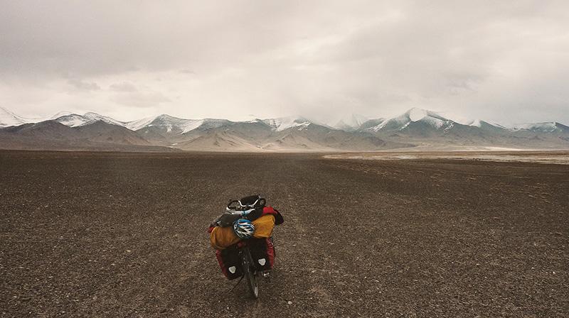 Histoire bike, aux quatre coins de la planète.
