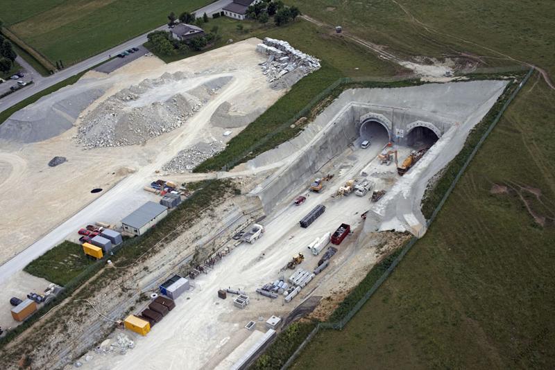 Tunnel de Bure