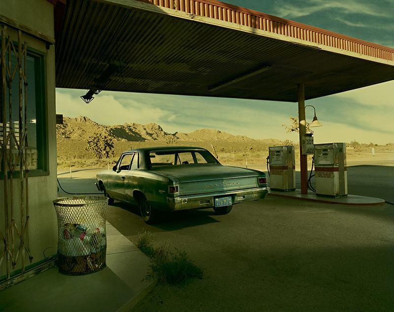 Jacques Olivar,  Long Drive Nevada , 2005