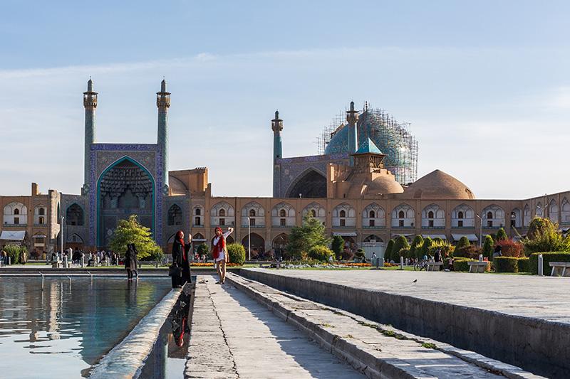 En Iran