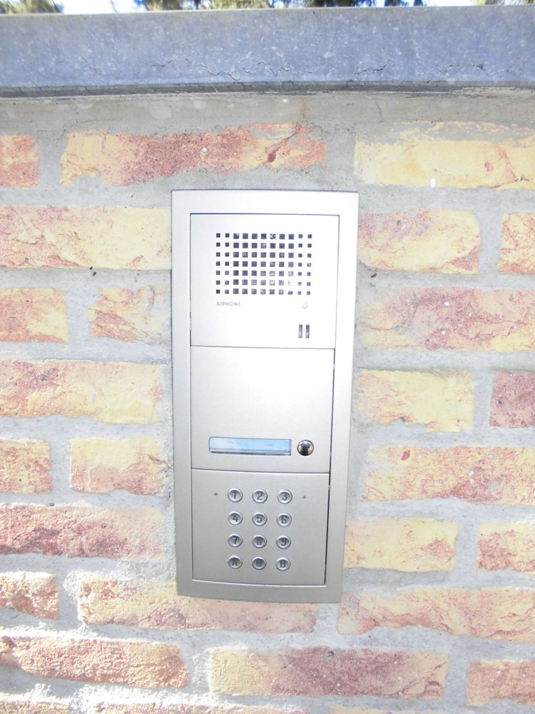hekwerk automatisering - Intercom / videofoon
