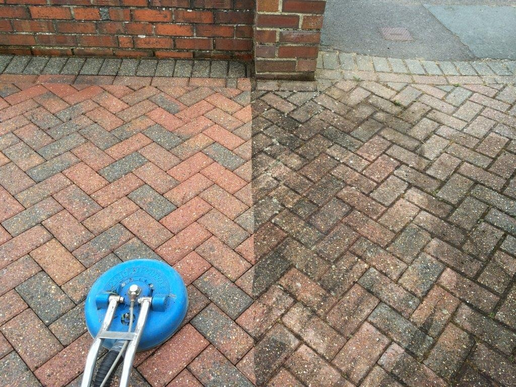 Outdoor Hard Surface Cleaning