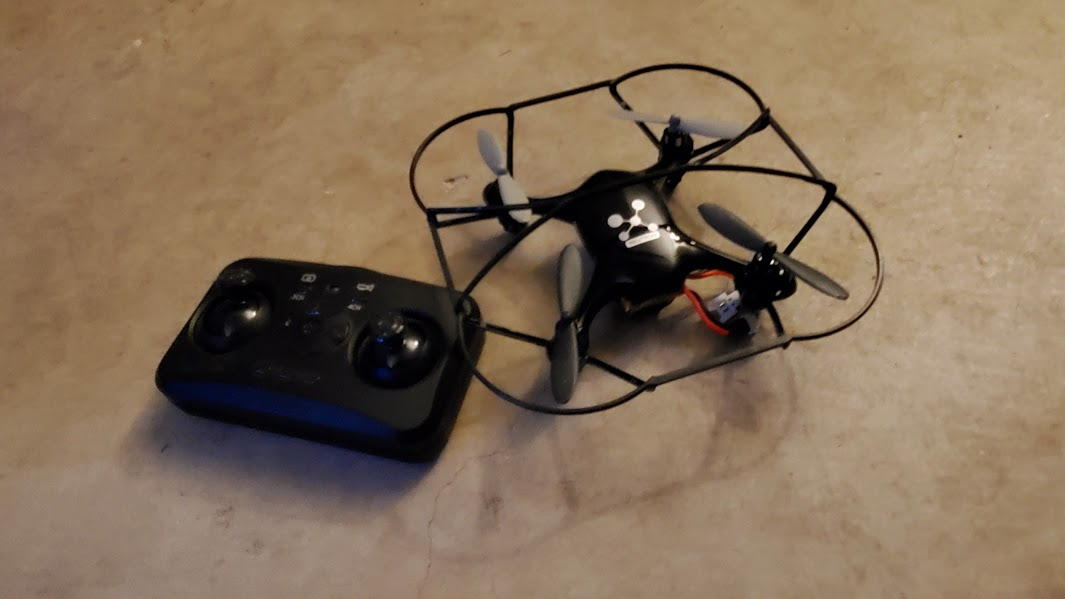 """My first drone - """"The Neutron"""""""