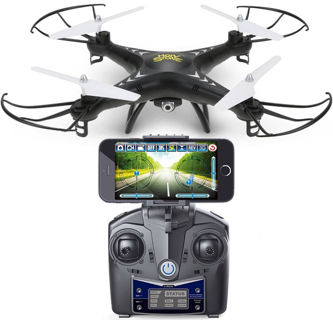 Holy Stone HS110 FPV RC Drone