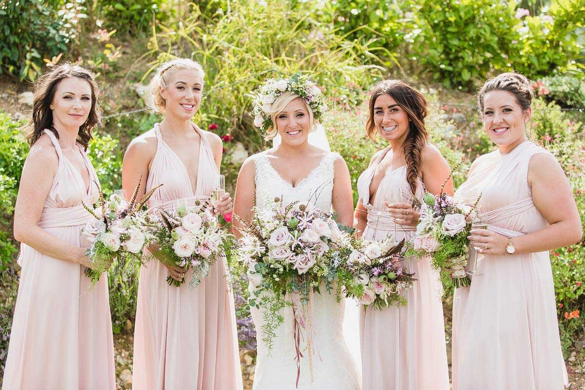 treat your girlS! - As well as enjoying the gorgeously transformative results of a professional makeup look on your big day you'll want to ensure your girls look and feel their best, too.