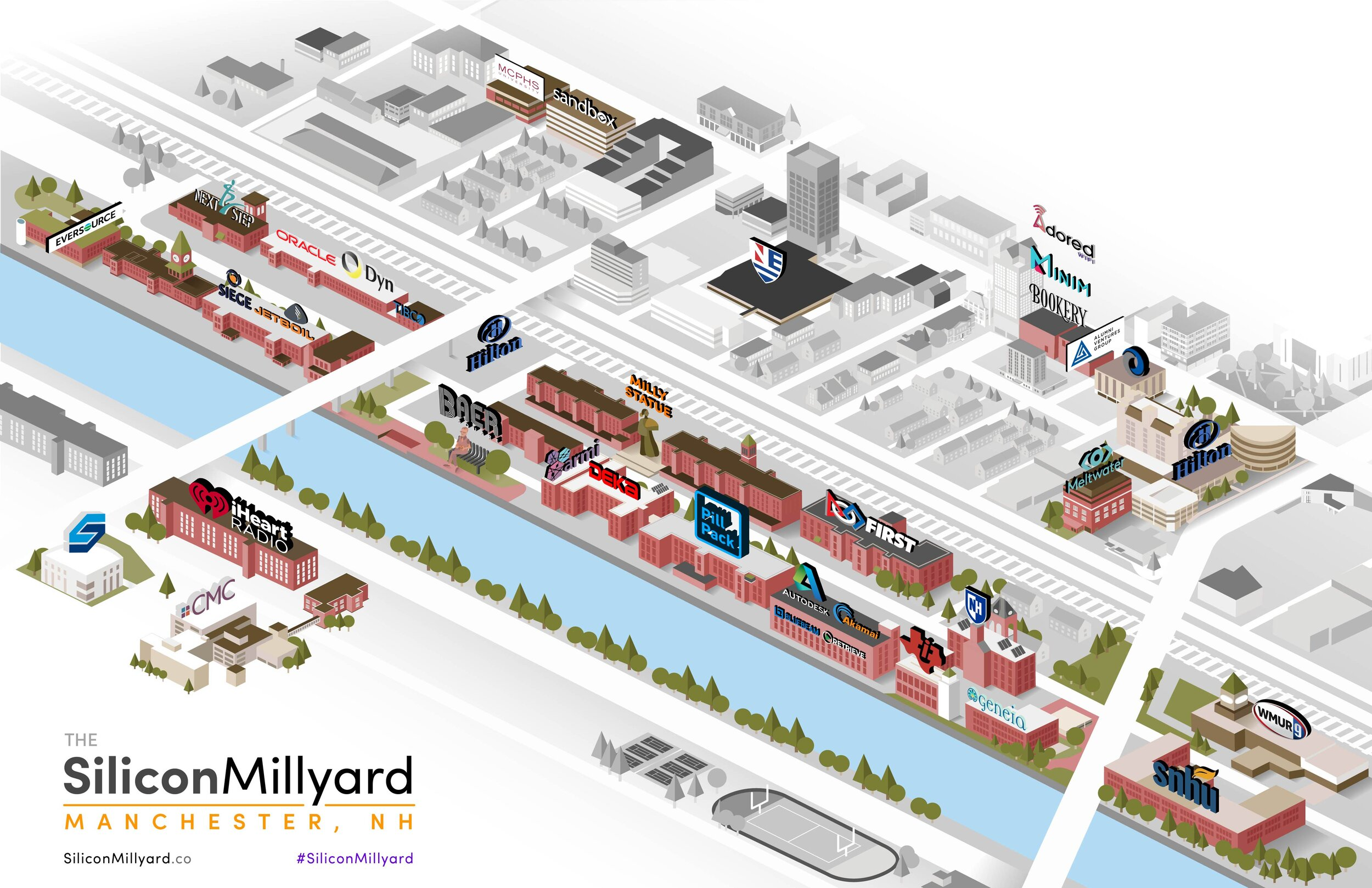 Silicon Millyard Manchester NH