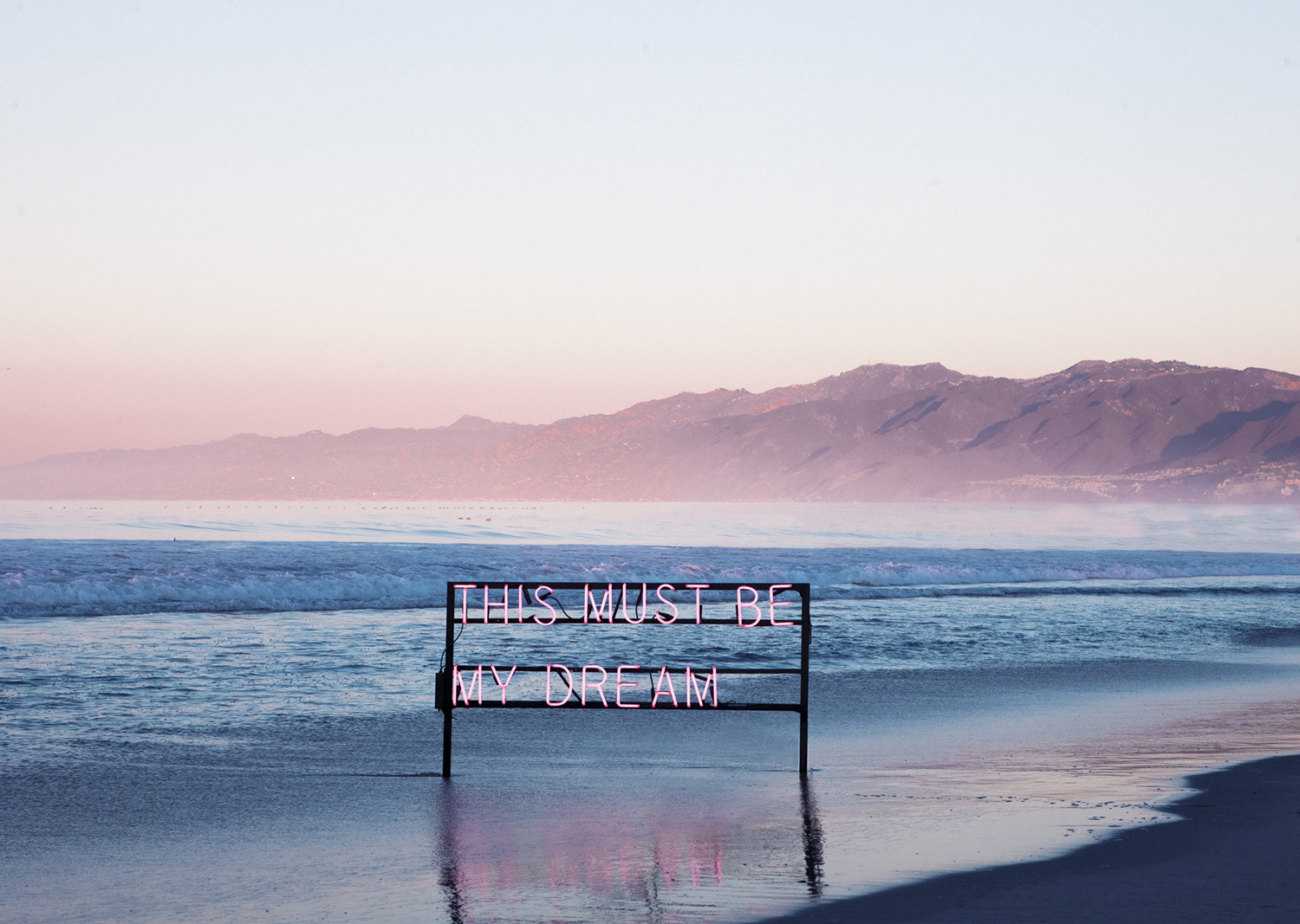 'This Must Be My Dream' — Venice (Los Angeles, California)