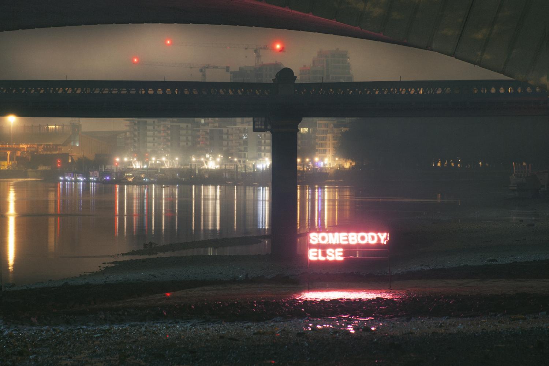 'Somebody Else' — Embankment (London, UK)