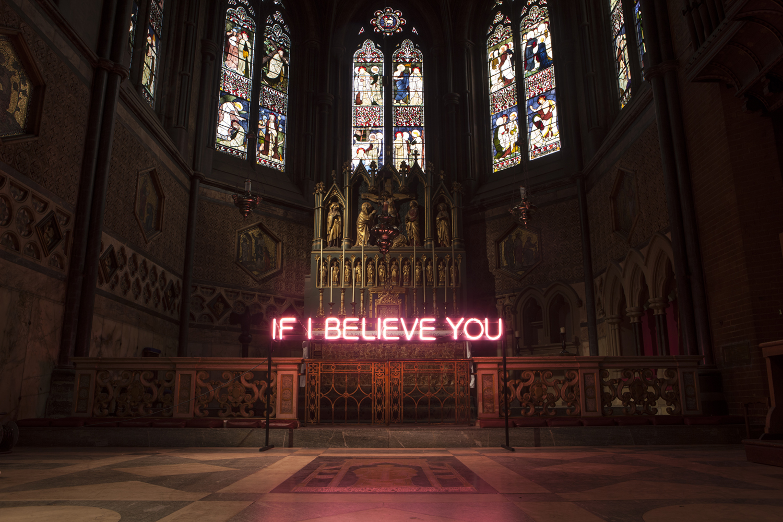 'If I Believe You' — Church (London, UK)