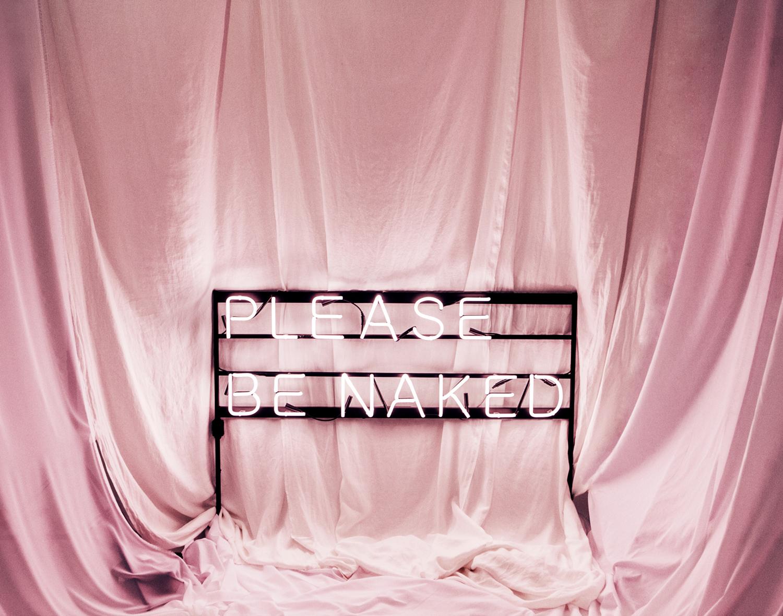 'Please Be Naked' — Studio (London, UK)