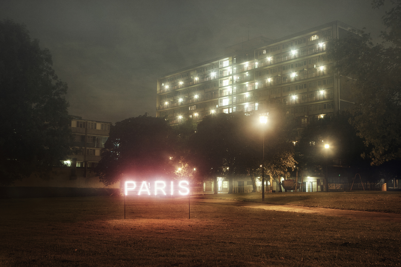 'Paris' — South Acton (London, UK)
