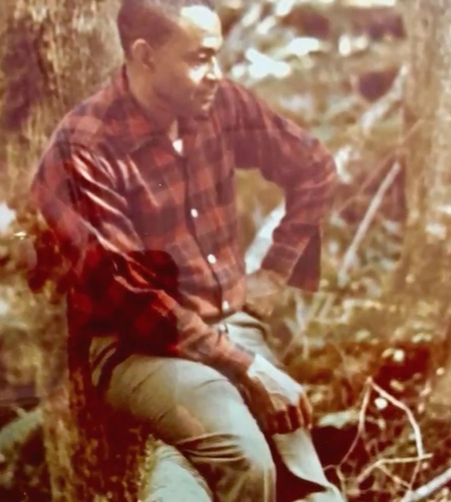 Photograph of William 'Papa Will' Davis