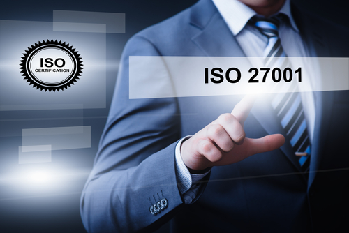 CJC SECURES ISO 27001 INFORMATION SECURITY CERTIFICATION - ISO 27001 is the globally recognised standard for managing risks to the security of information held.14.09.18