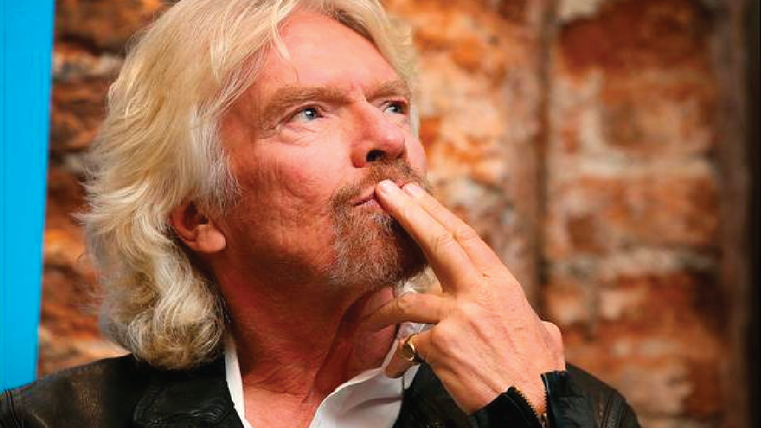 Irish Independent:  'Governments need to abolish taxes on clean energy', says Richard Branson as he opens Irish climate change exhibition