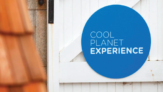 Green News:  Cool Planet Experience: Step into a Climate Friendly Future