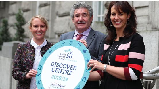 TechCentral.ie : SFI open five Discover Centres all around Ireland