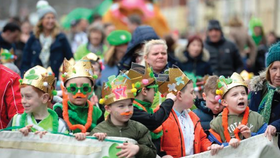 Irish Times:  Things to do with children over the St Patrick's bank holiday weekend