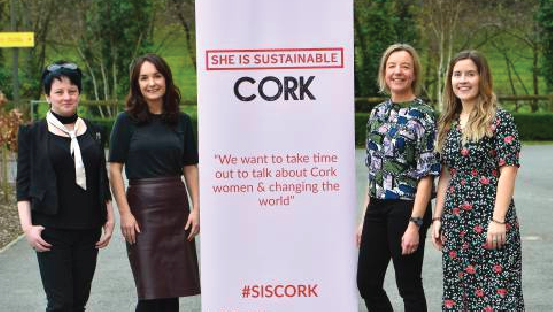 """Evening Echo:  Cork conference hears: """"Mother Nature needs her daughters"""
