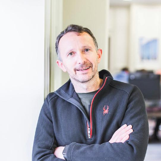 Norman Crowley, CEO -