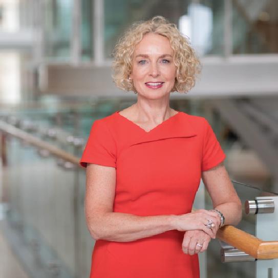 Anne O Leary, CEO -