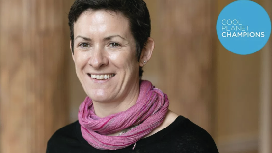 Donegal Daily:  A climate conscious vote with Cool Planet Champion Nuala Carr
