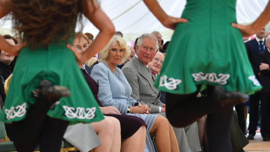 The Times:  The links between us are vital, says Prince Charles on royal visit to Ireland