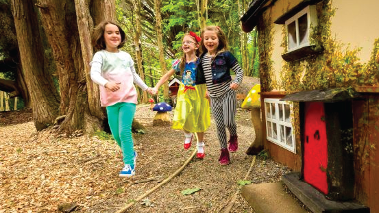 Irish Times:  50 great family days out in Ireland this summer