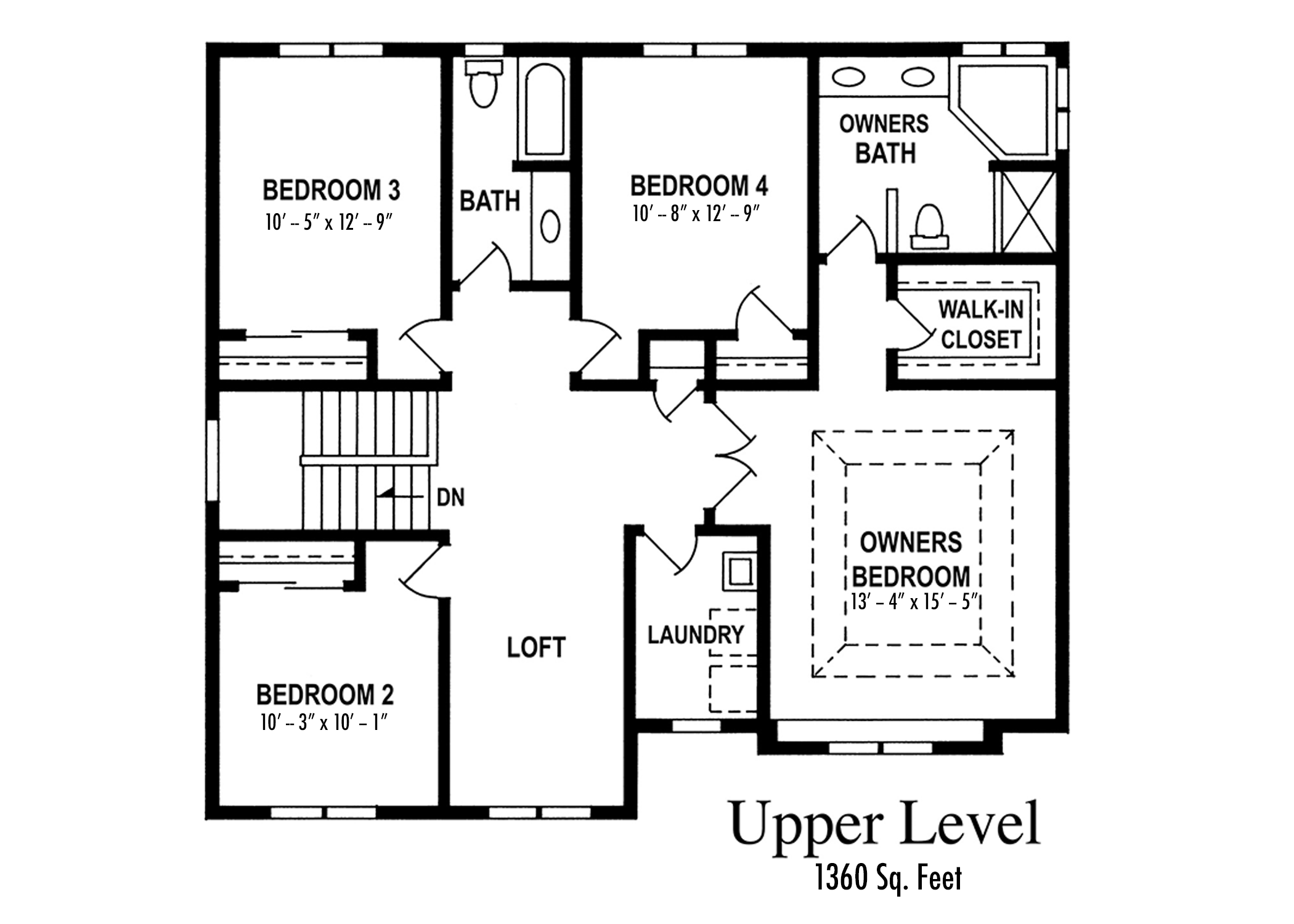 Hudson Upper lvl with Dimensions.png