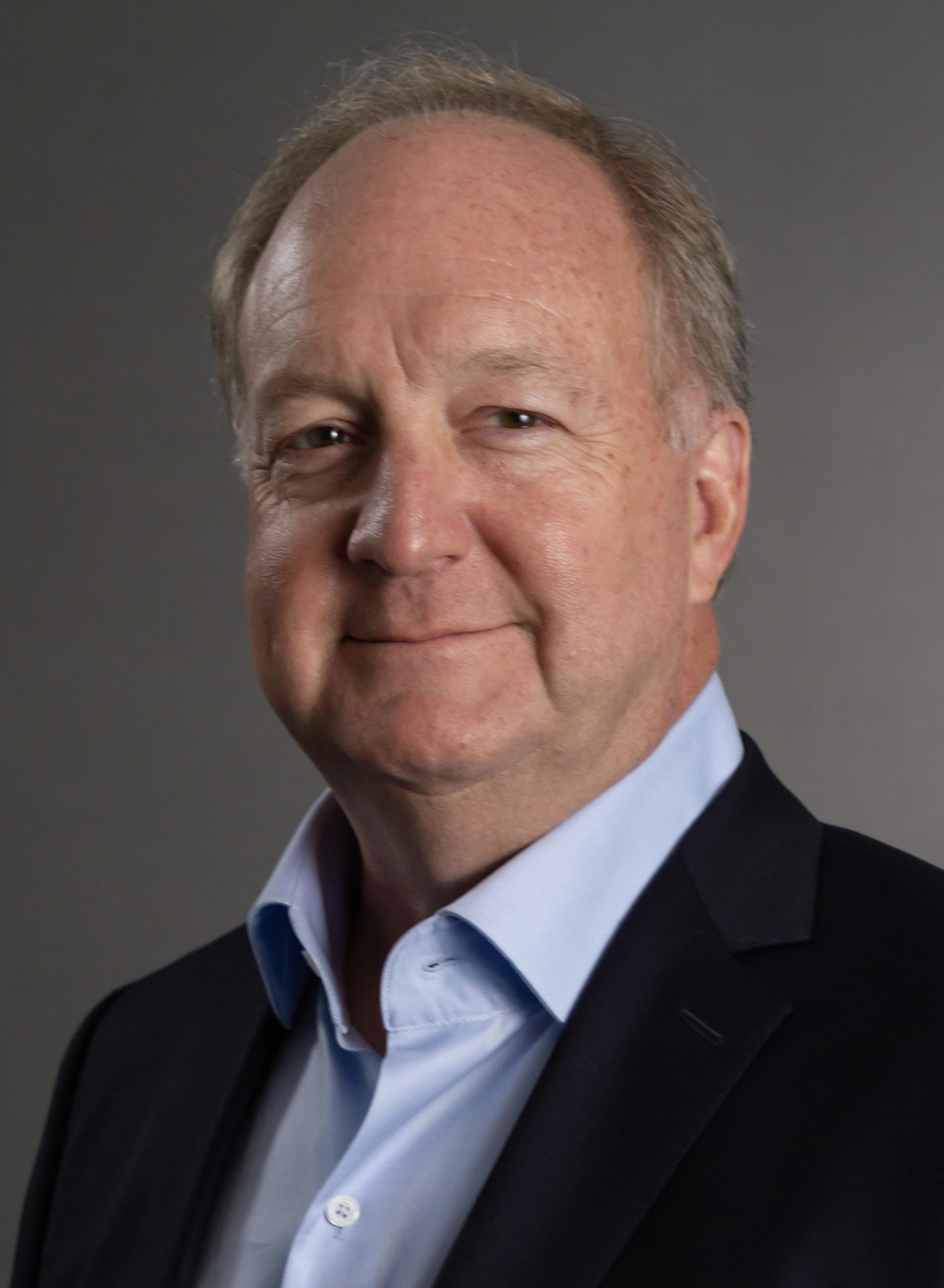 Bill Stephenson  CEO & Chairman of the Executive Board, DLL