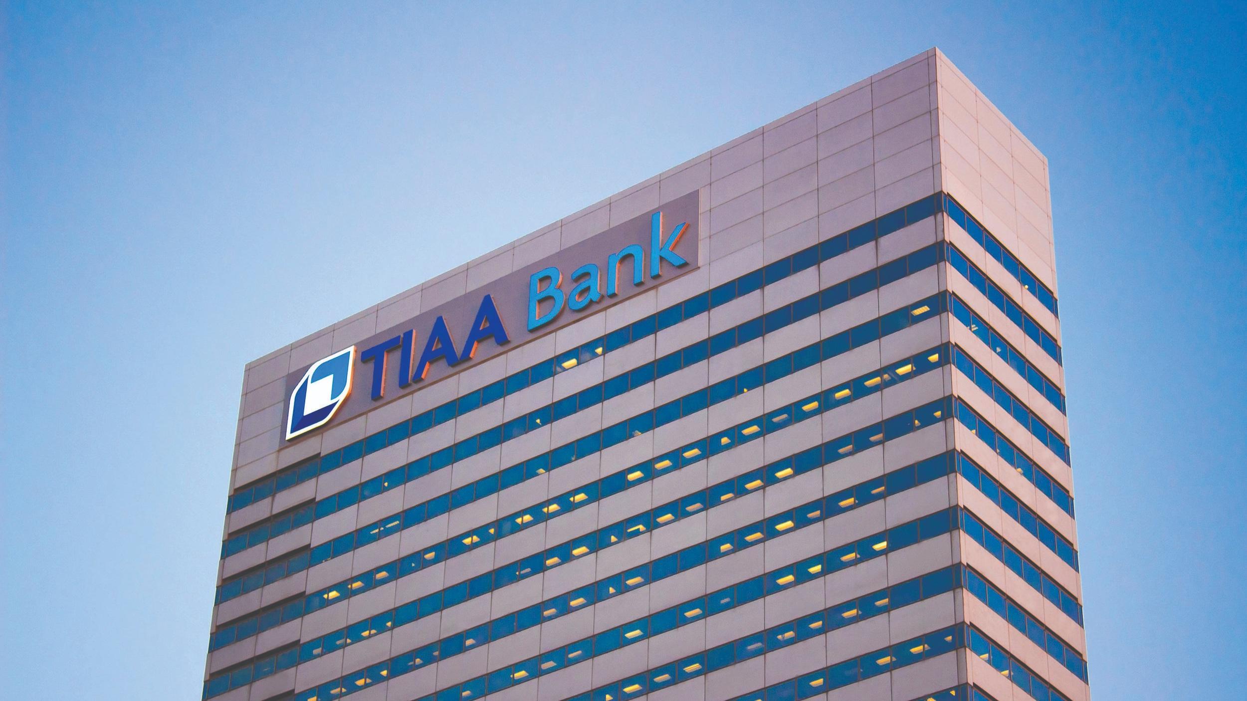 TIAA commerical finance inc monitor 100 profile