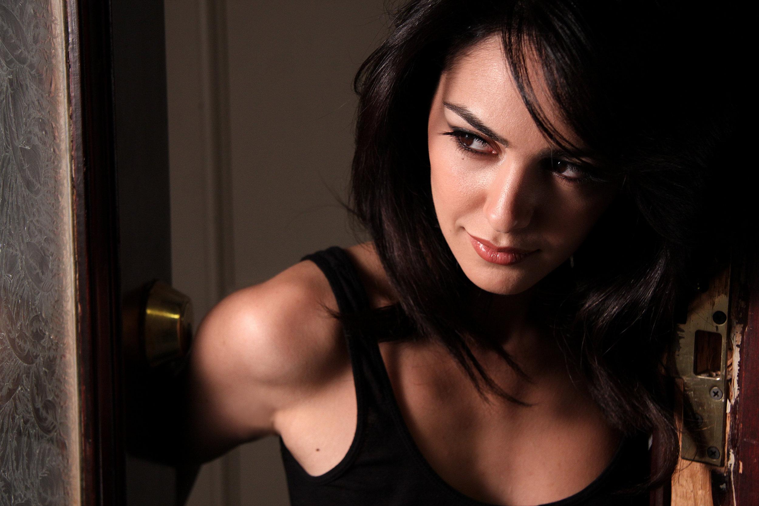 Nazanin Boniadi - Actress Homeland, Hotel Mumbai