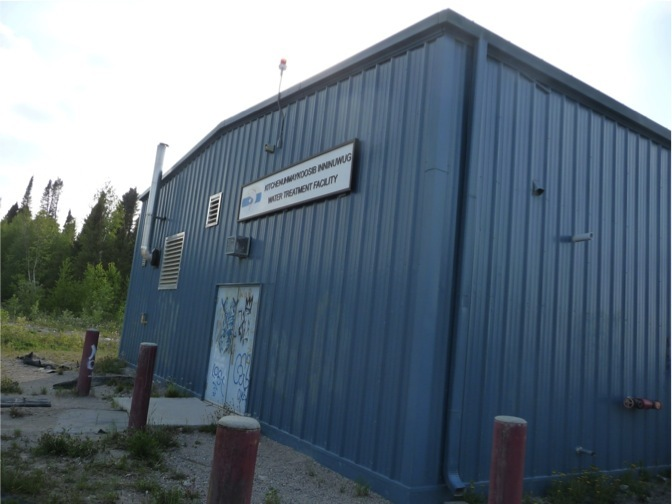 Water Treatment Centre
