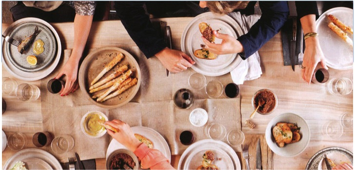 Dinner with Friends - 5:30 PM Last Friday of every month
