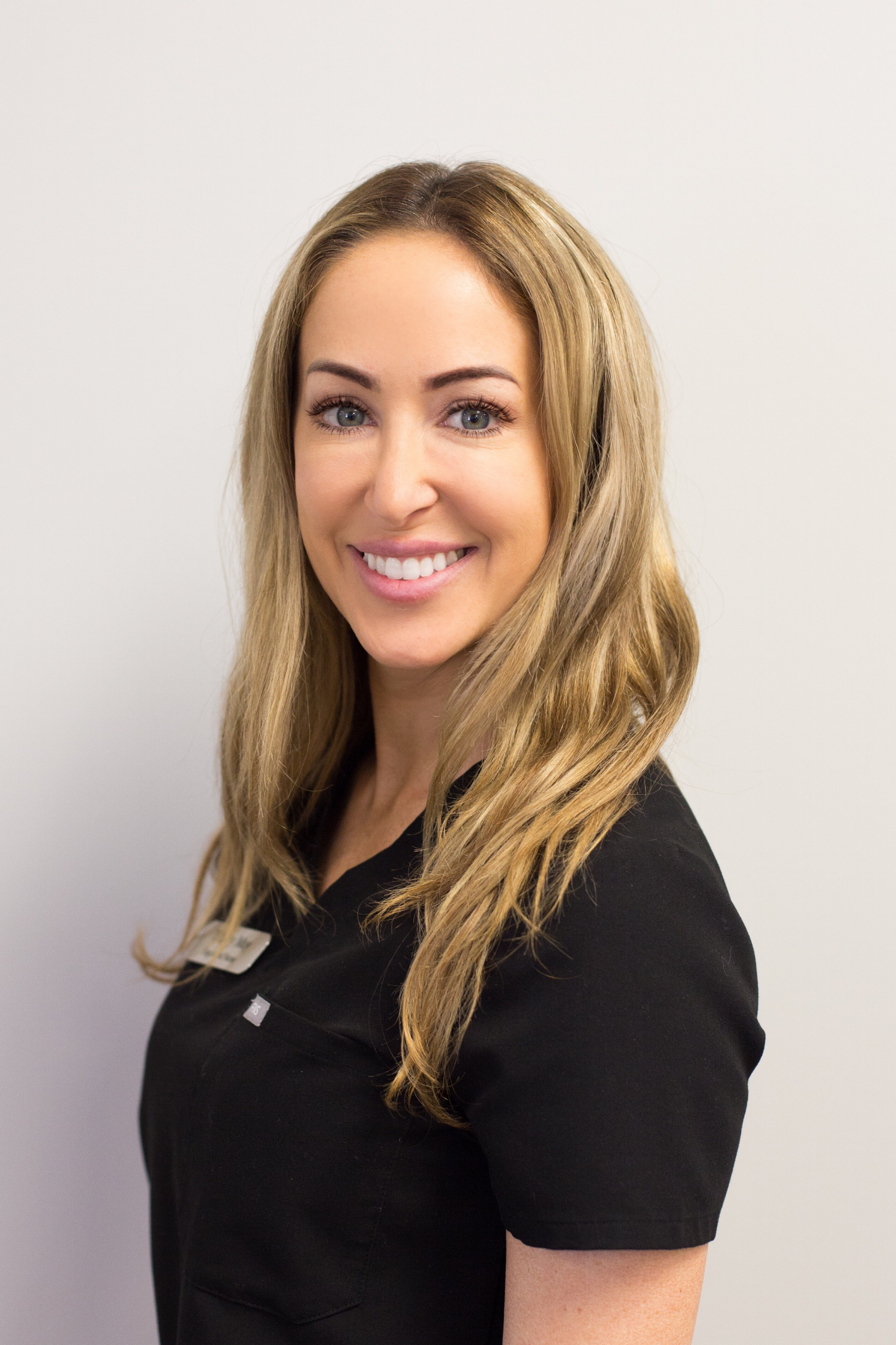 Tiffany May   Tiffany is a is a Registered Nurse who assists in all aspects of surgery. Tiffany's compassion makes her an ideal recovery room nurse. She will help make your plastic surgery experience a positive one.