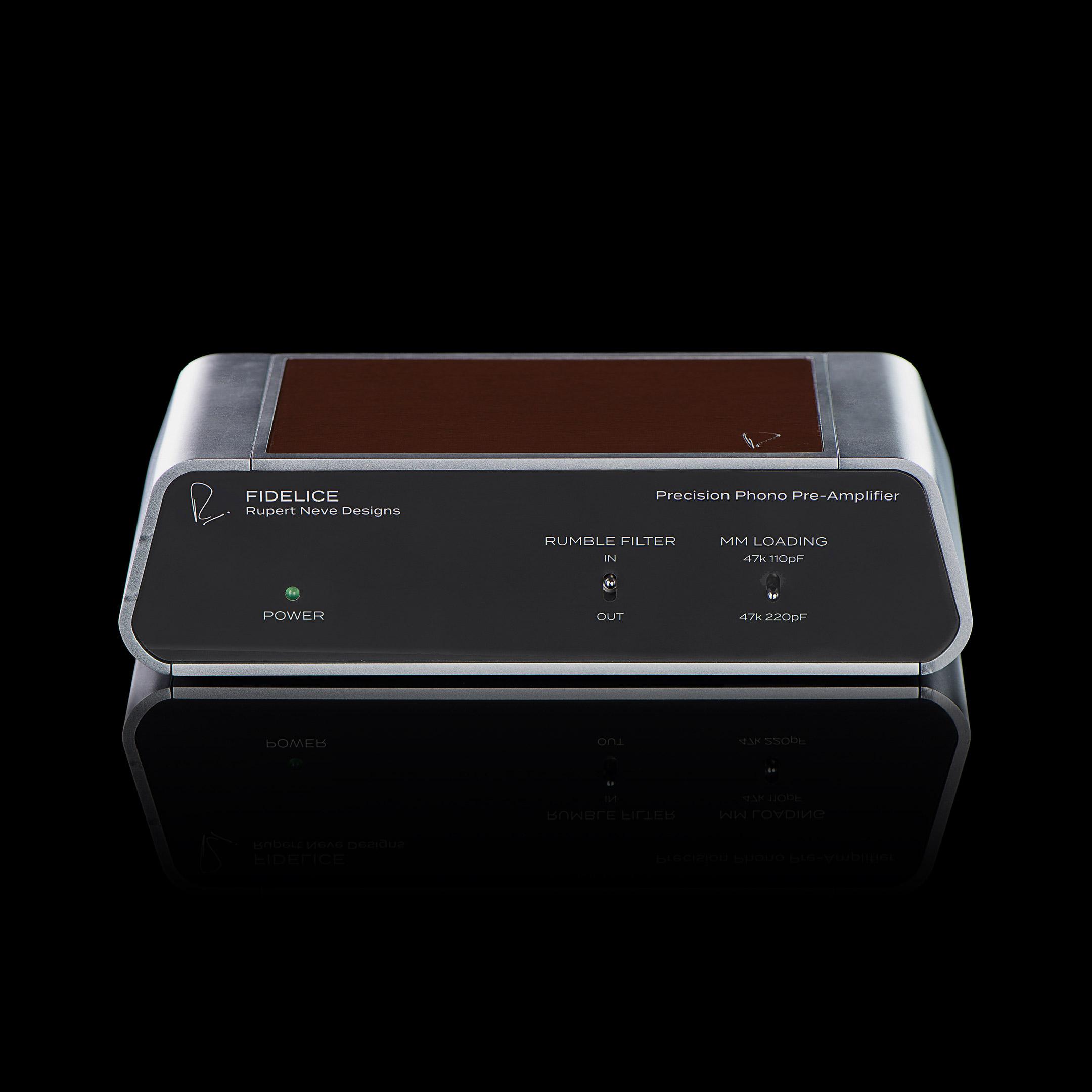 The Precision Phono Pre-Amplifier