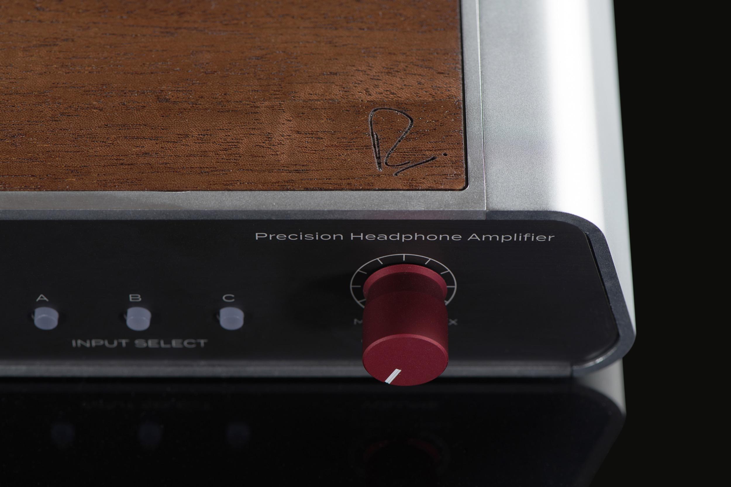 The Fidelice Precision Headphone Amplifier — Fidelice™