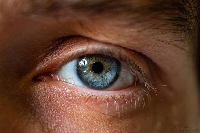 Looking at you. #EyeSelfie #Eye #Blue
