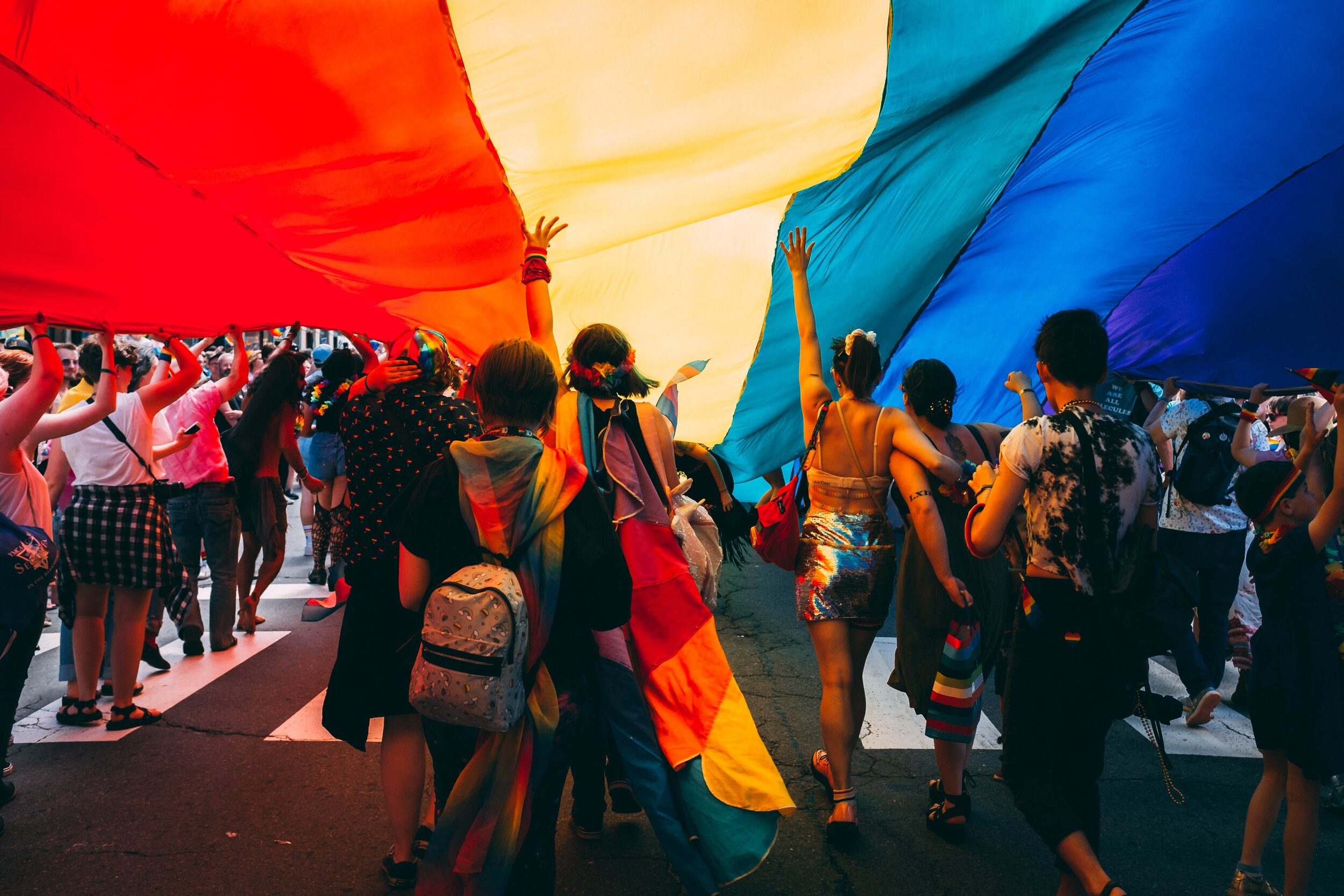 The Psychology Behind Celebrating Pride Month and Buying 'Rainbow Products'