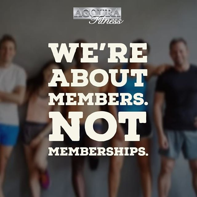 We pride ourselves in being a gym that is passionate, determined, and supportive. We're about members. Not memberships. #agourahills #calabasas #communitygym #gym #oakpark