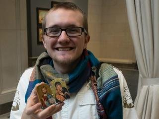 SLIMY PRIEST: Gabriel Blanchard