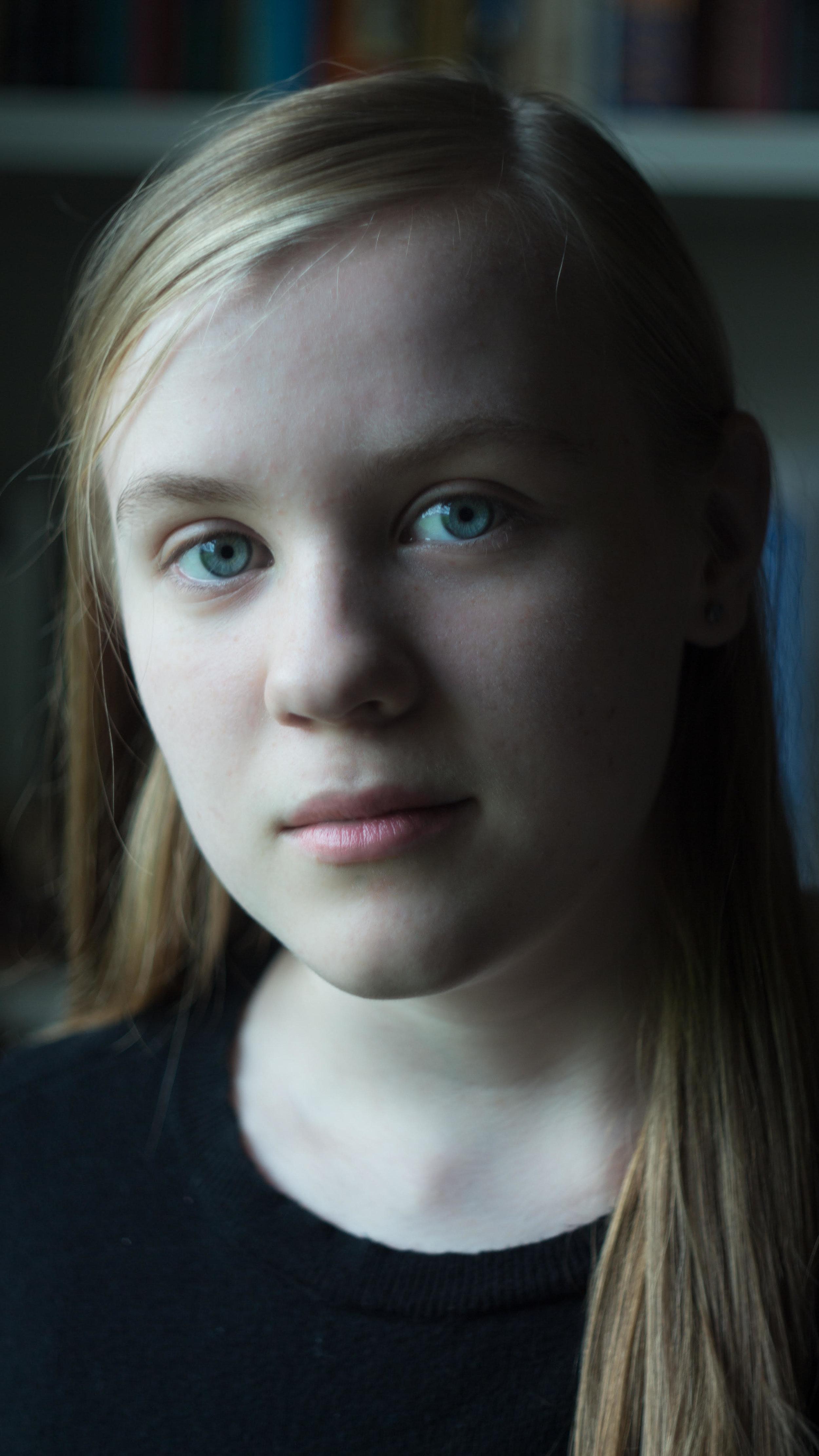 LADY COP: Abigail Mlinek