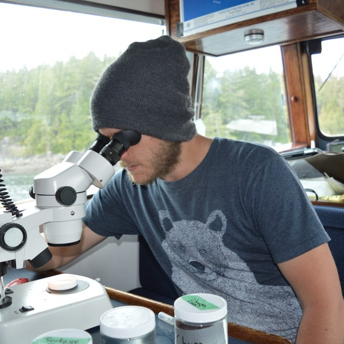 Dylan Shea - Department of Ecology and Evolutionary Biology, University of Toronto, co-supervised PhD candidate with Dr. M. Krkosek, primary supervisor.