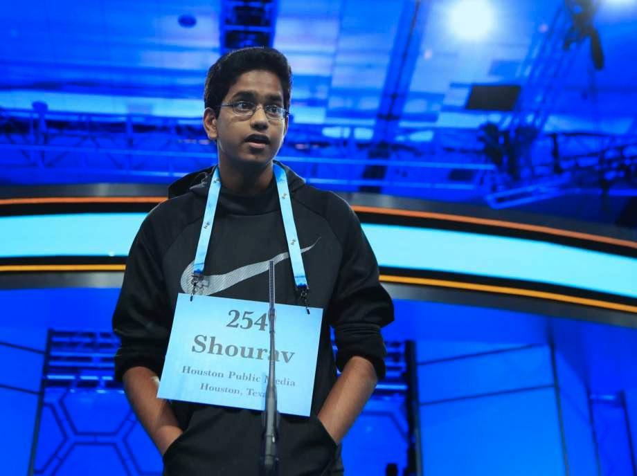 Shourav Dasari  (3rd place, 2017)